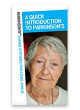 Guide for dealing with Parkinson's disease
