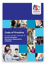 UKHA Code of Practice
