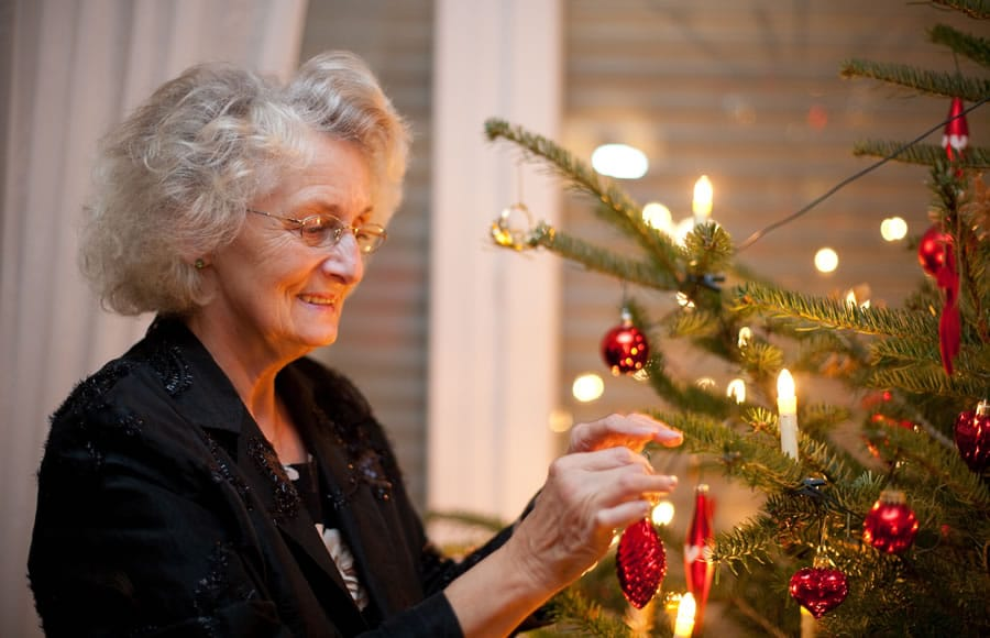 Dementia care advice at Christmas