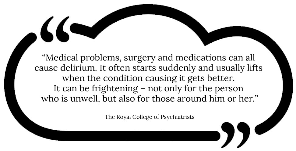 Royal College of Psychiarists quote