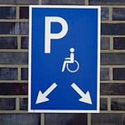 Updated blue badge disability scheme