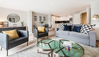 Private care apartments in London