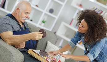Advantages of a live-in carer